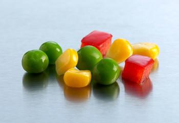 Peas Corn & Capsicum