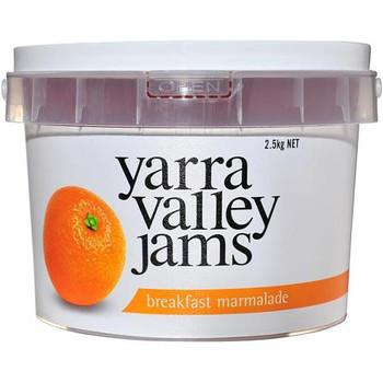 Yarra Valley Breakfast Marmalade 2.5kg