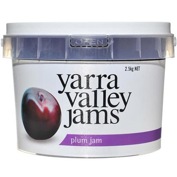 Yarra Valley Plum Jam 2.5kg