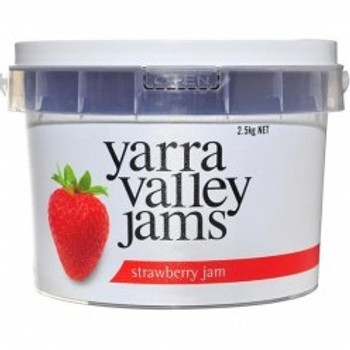 Yarra Valley Strawberry Jam 2.5kg