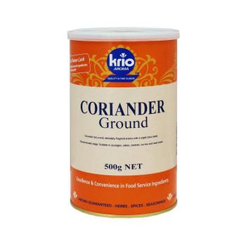 Ground Coriander 500g - Krio Krush
