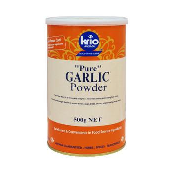 Garlic Powder Pure 500g - Krio Krush