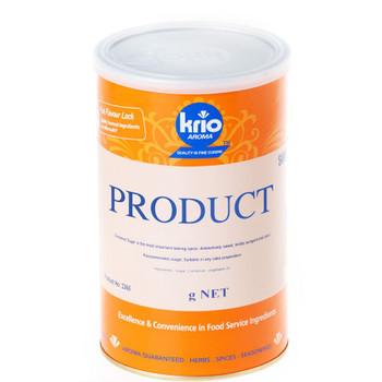 Black Ground Pepper 500g - Krio Krush