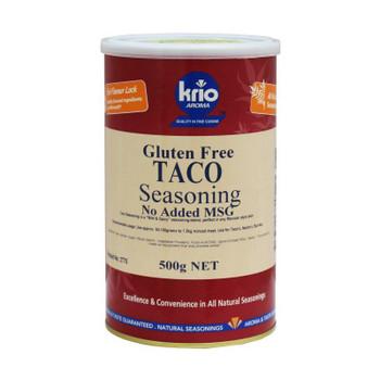 Taco Seasoning 500g - Krio Krush