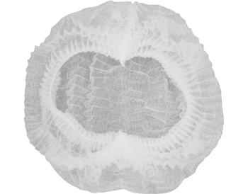 Cap Bouffant Disposable White 100- Castaway