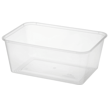Rectangle Containers 1000ml x 50