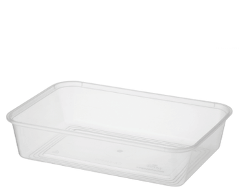 Rectangle Containers 500ml x 50