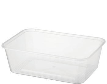 Rectangle Containers 750ml x 50