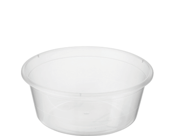 Round Containers C10 (280ml/10oz) x 100