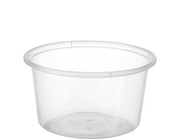 Round Containers C16 (440ml / 16oz) x 50