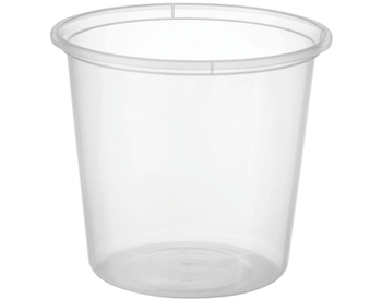 Round Containers C30 (750ml / 30oz) x 50