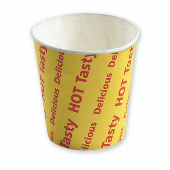 12oz Hot Chip Cups 50 Pack