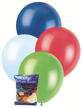 Balloons Decorator 25 Pkt- Assorted