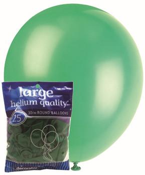 Balloons Decorator 25 Pkt- Green