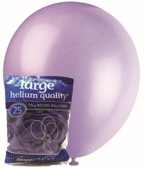 Balloons Decorator 25 Pkt- Lavender