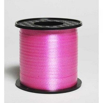 Ribbon Curling 45.7m - Magenta