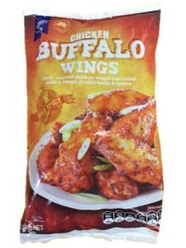 Steggles Buffalo Chicken Wings Packet