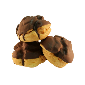 Chocolate Topped Profiteroles 16 Pack