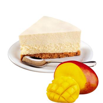 Round Mango Cheesecake 1kg