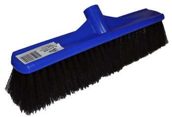 Broom Head Platform Industrial 18 Inch Blue