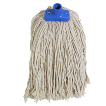Mop Head Contractor White 450g