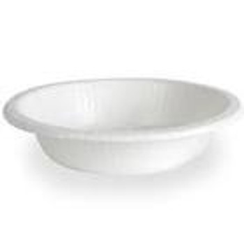 Bowl White 180mm 50 - Chanrol