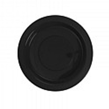 Plate Round 180mm Black 50 - Chanrol