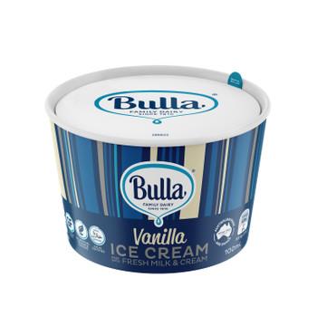 Bulla Gluten Free Vanilla Ice Cream Cups