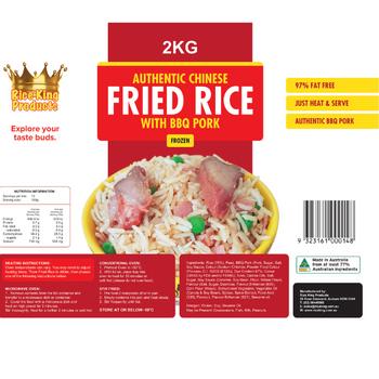 Rice King Fried Rice 2kg