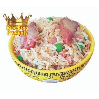 Rice King Fried Rice In A Bowl