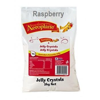Aeroplane Jelly Crystals Raspberry 2kg