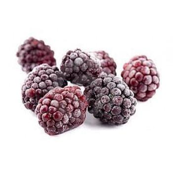 Frozen Blackberries 1kg - A Grade