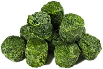 Spinach Portions Leaf 1kg