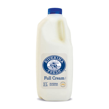 Milk 2 Litre - Riverina