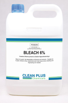 Bleach 6% 5 Litre - Catermate