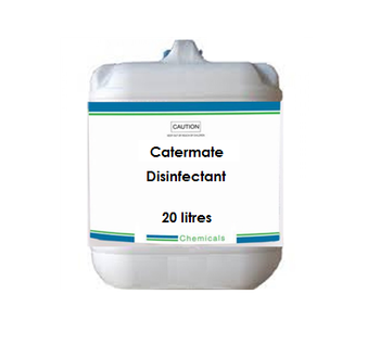 Disinfectant Lemon 20 Litre - Catermate