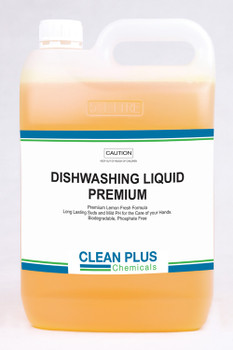 Dishwashing Liquid Premium 5 Litre - Catermate