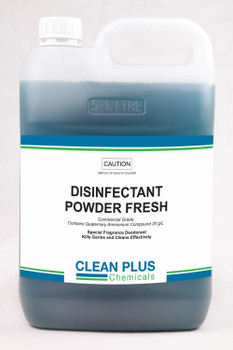 Disinfectant Powder Fresh 5 Litre - Catermate