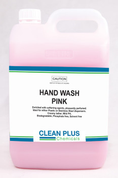 Hand Wash Pink 5 Litre - Catermate