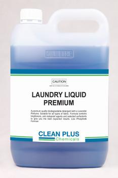 Laundry Liquid Premium 5 Litre - Catermate