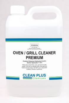 Oven & Grill Cleaner Premium 5 Litre - Catermate