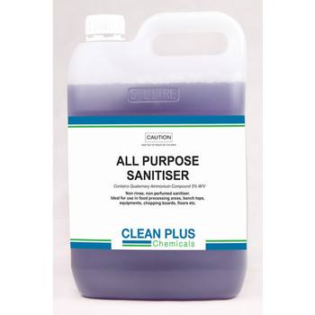 All Purpose Sanitiser Concentrate 5 Litre