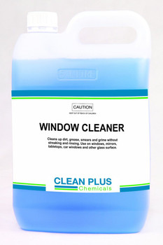 Window & Glass Cleaner 5 Litre - Catermate
