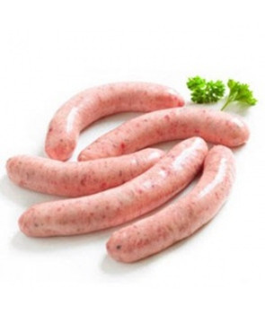 Thin Chicken Sausages 3kg