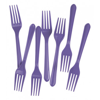 Fork Lilac 20Pkt - Five Star