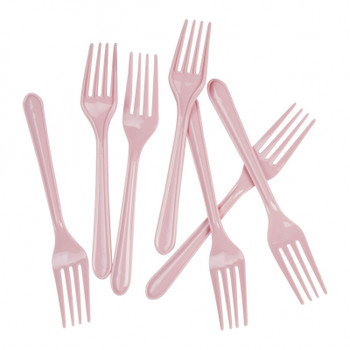 Fork Pink Classic 20Pkt - Five Star