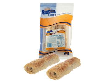 Chicken Kiev Rolls 2Pk Gluten Free