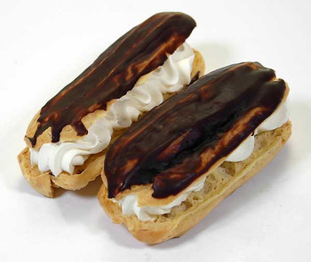 Eclair Chocolate Pk3 - Gluten Free