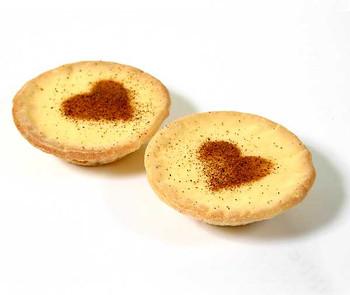 Mini Custard Tarts 2Pk - Gluten Free