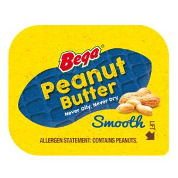 Peanut Butter Portions Tray 50
